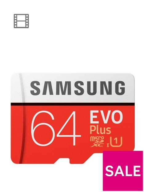 samsung-samsung-evo-plus-2020-64gb-microsdxc-with-sd-adapter