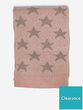 dorothy-perkins-knitted-star-lurex-scarf-blush