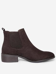 dorothy-perkins-maple-chelsea-boots-chocolate