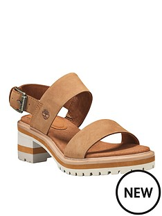 timberland-violet-marsh-two-strap-leather-heeled-sandal--nbspsaddle