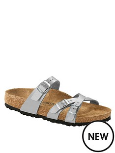birkenstock-franca-flat-sandal--nbspsilver