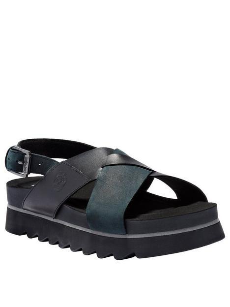 timberland-santa-monica-sunrise-crossband-leather-wedge-sandal--nbspjetnbspblack