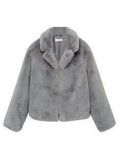 mango-teen-girls-faux-fur-coat-grey