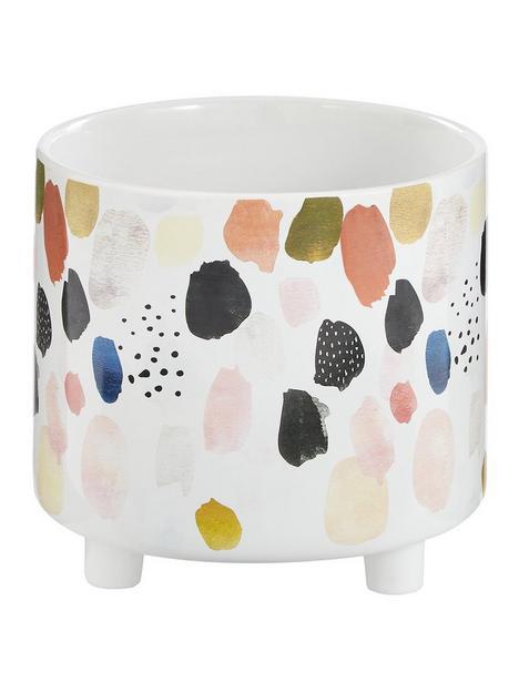 paint-stroke-planter