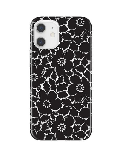 coach-protective-case-for-iphone-12-mini-bold-floral-blackclear
