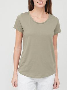 v-by-very-valuenbspbasic-scoop-neck-t-shirt-sage