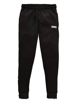 rascal-boys-charlton-track-pant-black