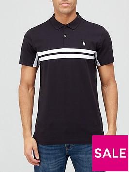 very-man-tall-chest-stripe-polo-shirt-nbspblack