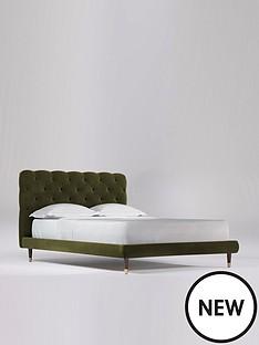 swoon-burbage-velvet-king-size-bed-frame