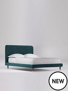 swoon-brockham-velvet-king-size-bed-frame