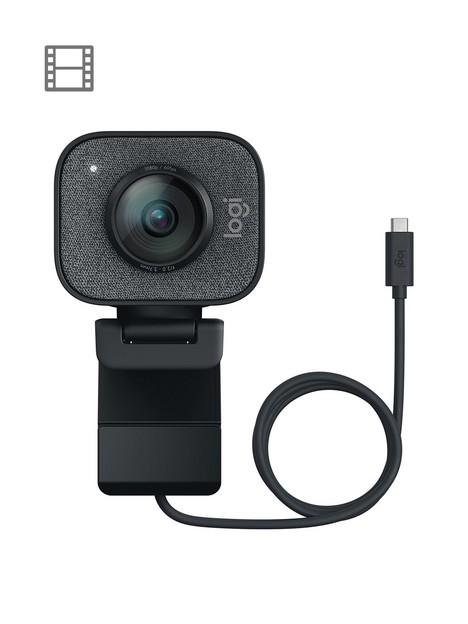 logitech-streamcam-full-hd-1080p-streaming-usb-c-webcam-black