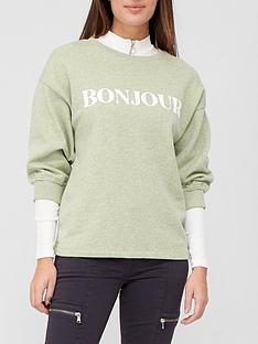 v-by-very-bonjour-sweat-khaki