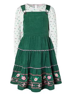 monsoon-girls-sew-embroidered-cord-pinny-amp-top-green