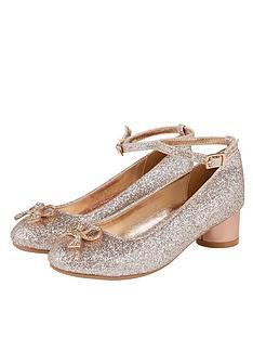 monsoon-girls-mika-glitter-diamonte-bow-heel-shoes-rose-gold