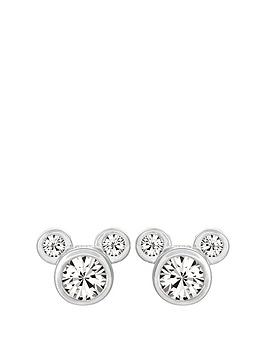 disney-disney-mickey-mouse-sterling-silver-crystal-stud-earrings