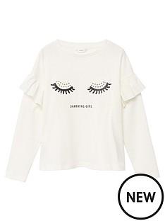 mango-girls-eyelash-long-sleeve-t-shirt-white