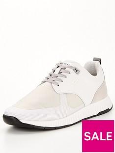 boss-titanium-runner-trainers-white