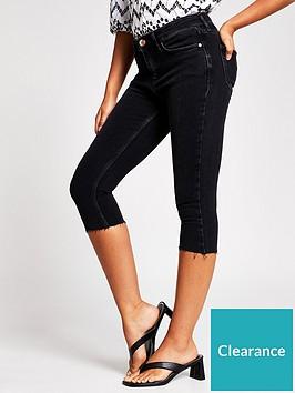 river-island-amelie-mid-waist-skinny-pedal-pusher-jean-washed-black