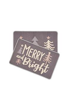 merry-and-bright-indoor-door-mats-ndash-set-of-2