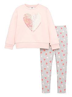 mini-v-by-very-girls-sequin-little-heart-breaker-leggings-set