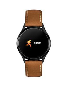 reflex-active-reflex-active-series-4-smart-watch-with-colour-touch-screen-and-brown-leather-strap