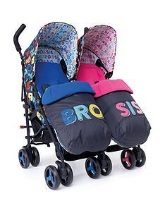cosatto-supa-dupa-twin-stroller-bro-n-sis