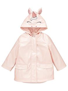 mini-v-by-very-girls-unicornnbsppunbspjersey-lined-jacket-pink