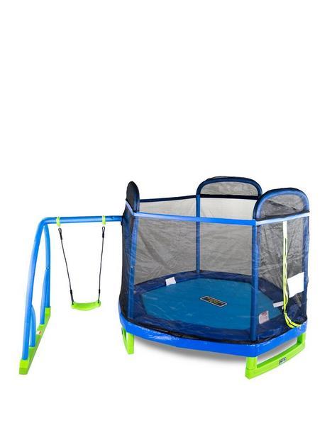 sportspower-my-first-jumpnswing-7ft-trampoline