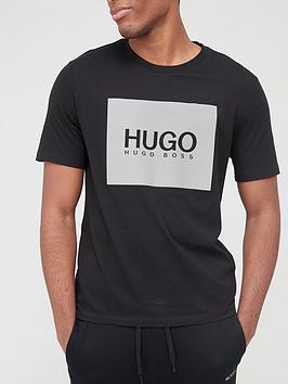 hugo-dolive-211-reflective-logo-t-shirt-black