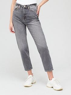 v-by-very-mom-high-waist-jean-grey