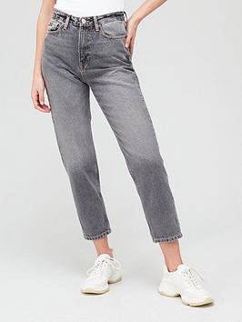 v-by-very-mom-high-waist-jean-grey