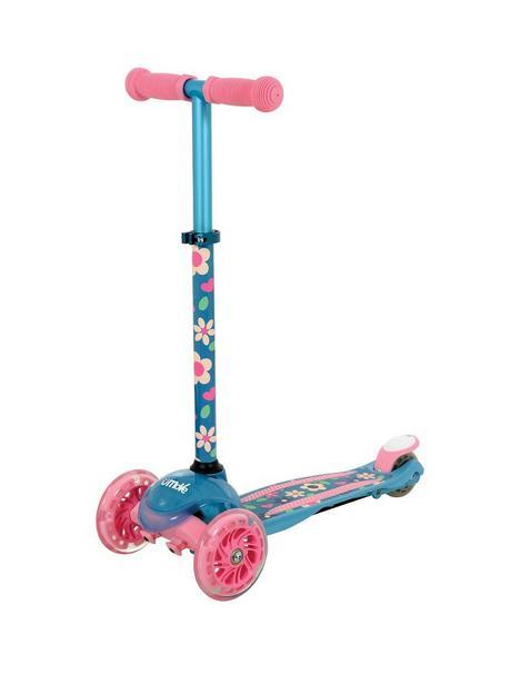 u-move-mini-petal-flex-tilt-scooter-with-led-lights