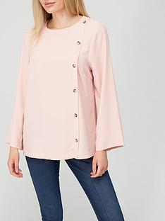 v-by-very-button-frontnbspshell-top-pink