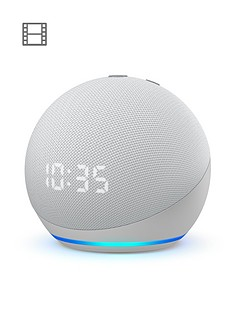amazon-all-new-echo-dot-4th-generation-smart-speaker-with-clock-and-alexanbsp--glacier-white