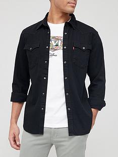 levis-barstow-western-denim-shirt-black