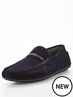 hugo-dandy-suede-moccasin-loafers-navy