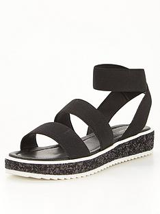 v-by-very-girls-glitter-sole-sandal-black