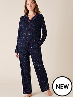 monsoon-monsoon-shooting-star-print-nightwear-set