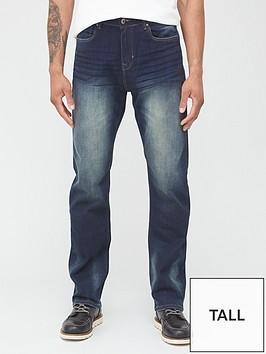 very-man-tall-straight-fitnbspjean-dark-vintage-wash