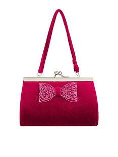 monsoon-monsoon-girls-sparkle-bow-mini-bag-red