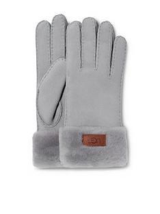 ugg-turn-cuff-glove-light-greynbsp