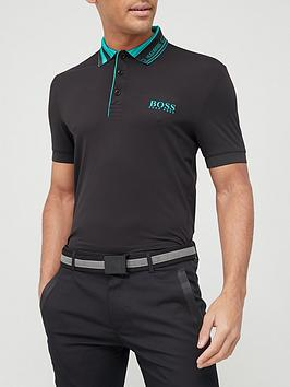 boss-golf-paule-3-polo-black