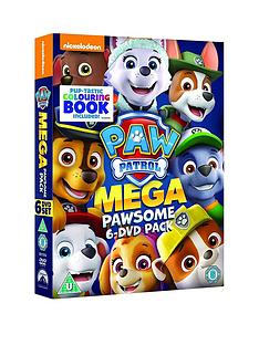 paw-patrol-megapawsome-pack-includes-colouring-book-dvd