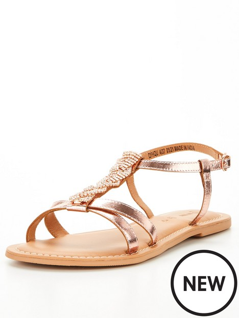 v-by-very-jewel-trim-leather-sandal-rose-gold