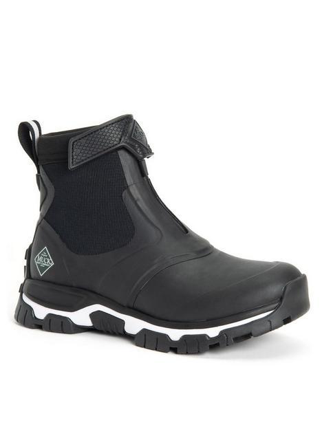 muck-boots-apex-wellingtonnbspboots-blackwhite