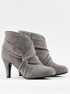 wallis-soft-twist-knot-micro-bootie-grey