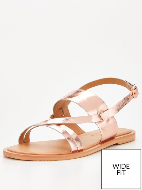 v-by-very-wide-fit-leather-strappy-sandal-rose-gold