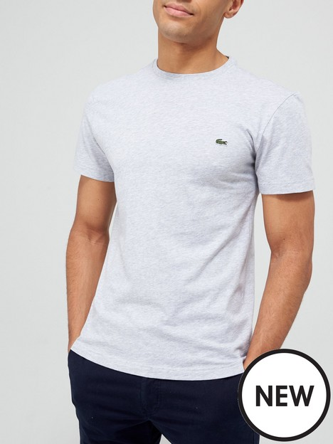 lacoste-mini-croc-t-shirt-grey