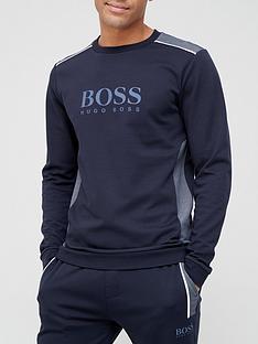 boss-bodywear-ts-logo-lounge-sweatshirt-navy