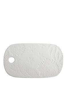 maxwell-williams-maxwell-williams-panama-stoneware-oblong-cheese-platter